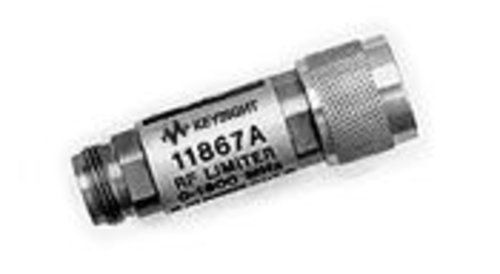 Keysight 11867A RF limiter, 10 Hz to 1800 MHz