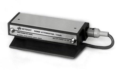 Keysight 8496H 0-110dB programmable step ATTENUATOR, 0-18GHz