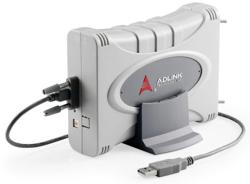 ADLINK-USB-7250 8-CH isolated DI & 8-CH relay output USB DIO