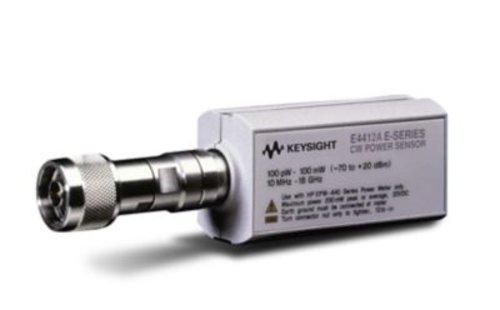 Keysight E4412A CW Power Sensor, 10 MHz to 18 GHz, -70 to +20 dBm