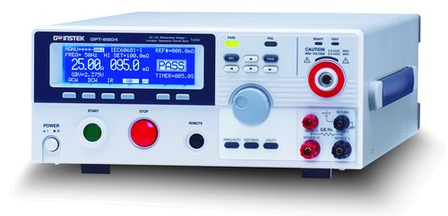 GW-INSTEK GPT-9803 A.C. 200VA AC/DC Withstanding Voltage/Insulation Resistance Tester