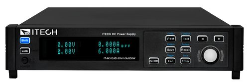 ITECH IT-M3124 Ultra-compact Wide Range DC Power Supply (850W, 300V, 6A)