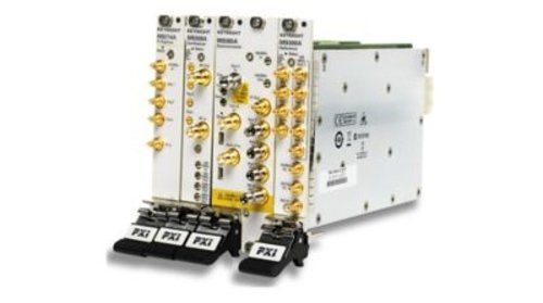 Keysight M9393A PXIe Performance Vector Signal Analyzer Test Set