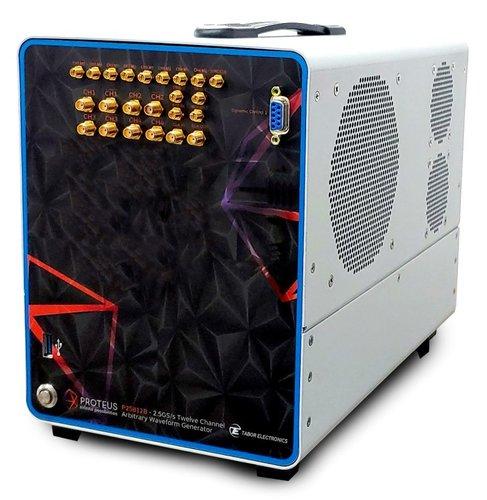 Tabor TB-P2584D Desktop Arbitrary Waveform Transceiver - 2.5GS/s 16Bit 2GS/s Mem 4CH 8 Markers
