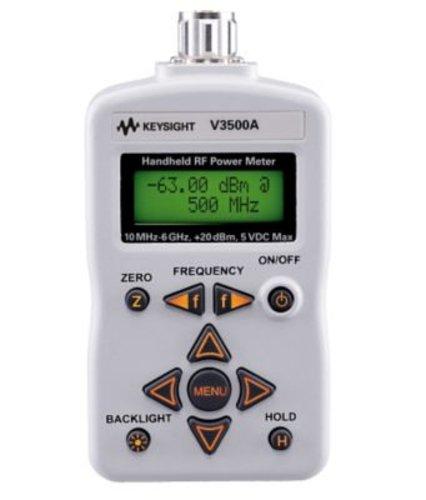 Keysight V3500A Handheld RF Power Meter, 10 MHz to 6 GHz